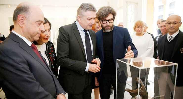 PM Karapetyan visits Haigazian
