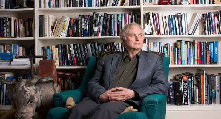 Richard dawkins and his genocide of