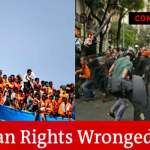 Conflict Zone – Human Rights Wronged