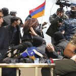 Armenian police break up protests after PM rejects demands to quit