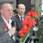 Lithuania officer awarded for saving Armenian soldier from Azeri murderer
