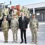 Azerbaijan displays Belarusia Polonaise  and Israeli-made LORA Short-Range Ballistic Missiles