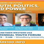 Elected Officials to Discuss Politics, Policy & Civic Engagement at Homenetmen Youth Centennial Forum
