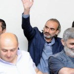 Jirayr Sefilyan released on signature bond, sentence cut in half