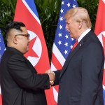 Trump calls historic nuclear talks with Kim 'better' than expected