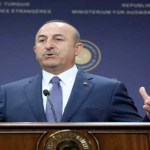 Huh? Turkey's foreign minister says he is also Azerbaijan's FM