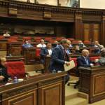 The National Assembly approved Pashinyan's government program