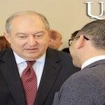 'I have had no profit in Amulsar project and no connection with 'Lydian' company': Armenian President Armen Sarkissian