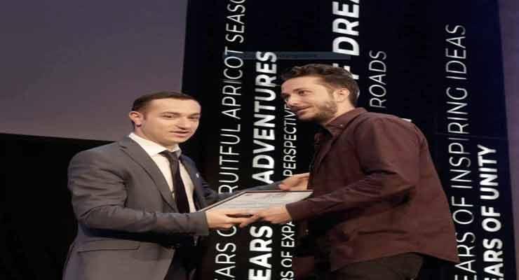 French-Armenian talented director Arnaud Khayadjanian