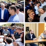 PM Pashinyan meets with citizens protesting against Amulsar mine commissioning and Lydian Armenia representatives