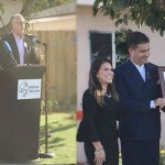 Fresno CA. William Saroyan House Museum Grand opening