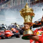 Formula One live: Belgian Grand Prix