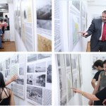 U.S. AMBASSADOR TOURS ANI EXHIBIT ON YMCA DURING THE FIRST REPUBLIC OF ARMENIA