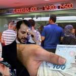 Turkey's currency plunges to new low Erdogan warns of 'economic war' as Turkish lira carnage spooks global markets