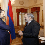 Nikol Pashinyan, Saad Harriri discuss development of Armenian-Lebanese relations