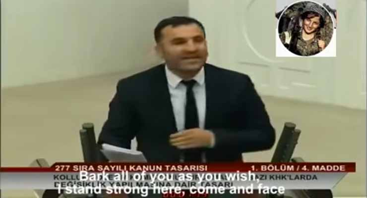 Kurdish MP/ Ferhat Encu 'When Kurds lived in Kurdistan, Turks were in Mongolia'
