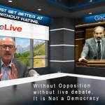 "Pashinyan calling for live debate, After Wally Sarkeesian criticizing election without Opposition and Debate, ""Video"""
