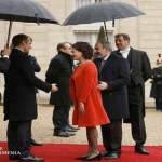 Armenia acting PM attends events dedicated to WWI Ceasefire Centenary in Paris