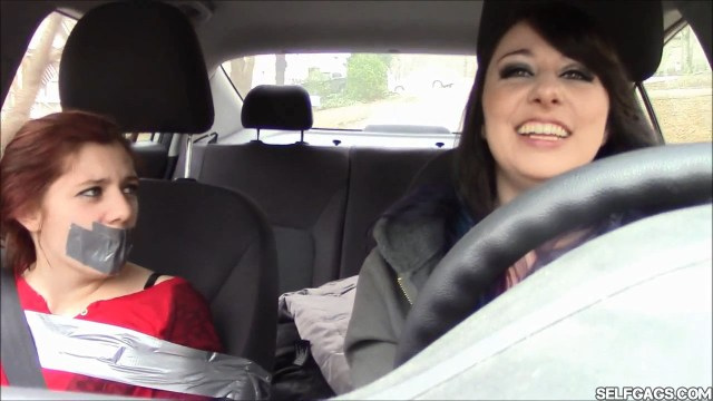 driving with bound and gagged little sister selfgags