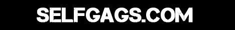 Selfgags.com website logo
