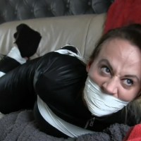 The Catsuit Burglar Break-In: The Revenge