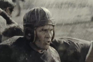 The NFL's 'Evolution' spot in last year's Super Bowl.
