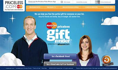 Mastercard Pricelesscom120109 Jpg