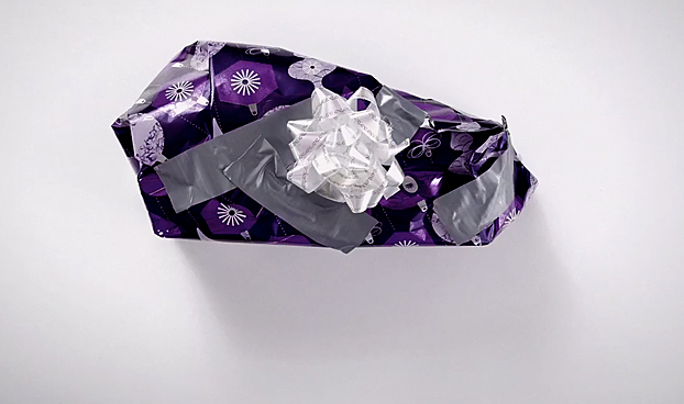 Wrapping Fail Get A Gift Card Says 7 Eleven Video
