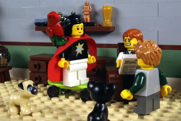 Kids Created This Stop Motion Lego Ad About Children s Rights to     Editor s Pick
