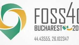 Gaia3D, Three presentations will be announced at FOSS4G 2019 Bucharest