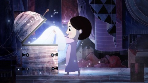 Song of the Sea - Saorise Finds the Seal Coat