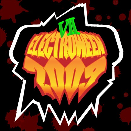 ELECTROWEEN 2009 - VII's Return Mix Artwork