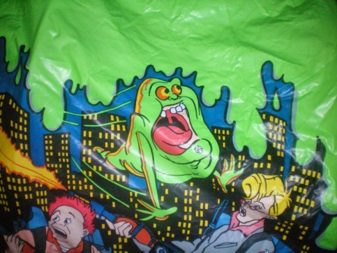 Ghostbusters Tent 4