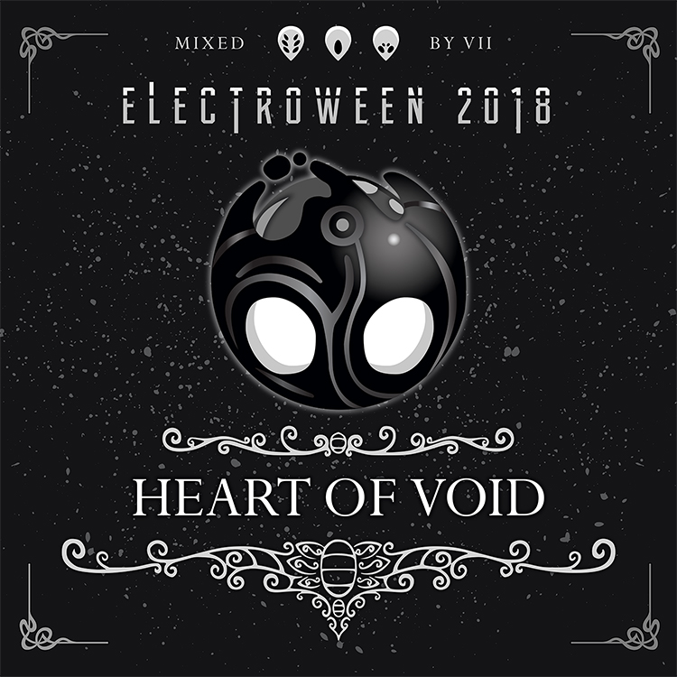 ELECTROWEEN 2018 - Heart of Void Mix Artwork