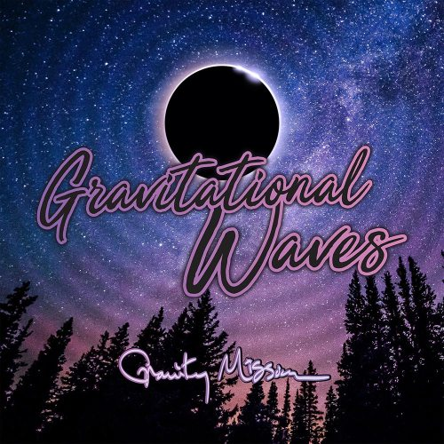 Gravity Mission Gravitational Waves Album Cover