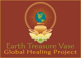 Inspired by an ancient Tibetan Buddhist tradition, the Earth Treasure Vase Global Healing Project brings healing and protection to the Earth by filling consecrated clay vessels with prayers and offerings, and ceremonially burying them in the Earth in collaboration with indigenous elders, young activists and grassroots leaders in places where healing and protection are most needed around the planet.