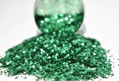 Sepent green biodegradable glitter medium eco friendly