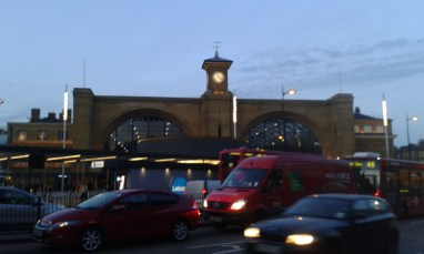Kings Cross Station - London