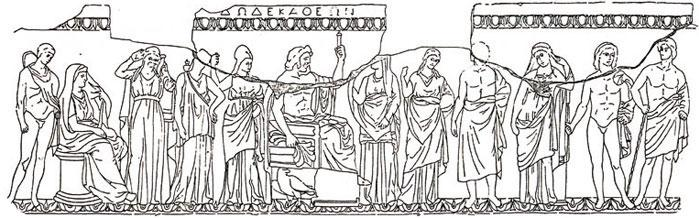 The 12 Olympian Gods and the Hierarchy of Societal Needs (1/2)