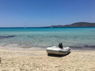 Vylodění na pláži Elena u Elafonisu