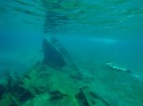 Vrak u ostrova Proti