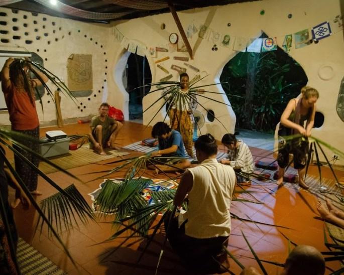 Earthen Building Classroom