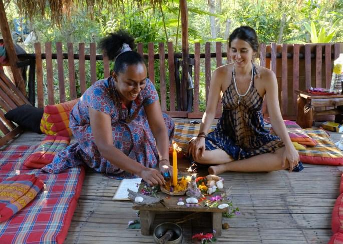 deep ecology gaia ashram