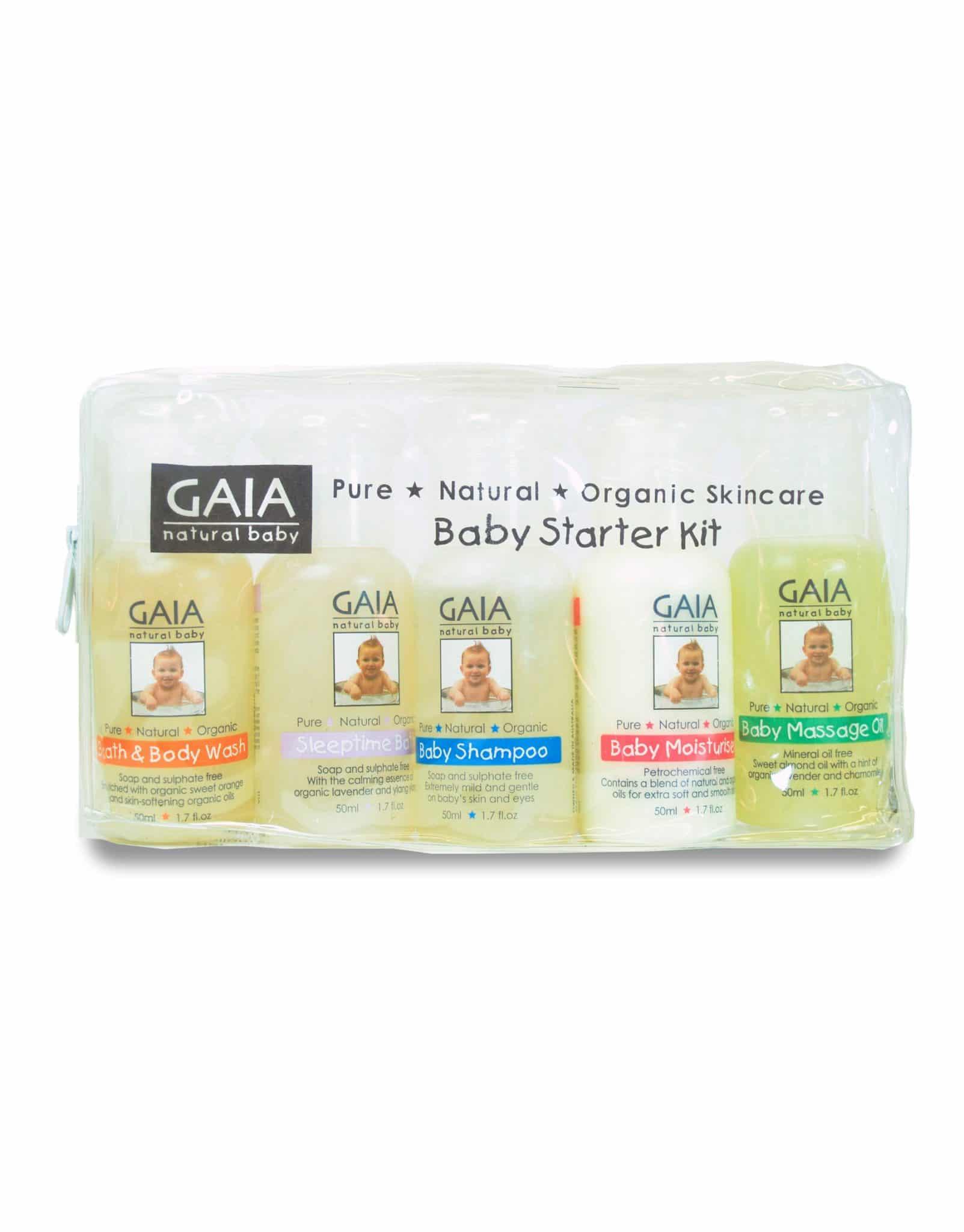 Baby Starter Kit Skincare Pack Kit