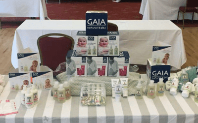 Gaia Skin Naturals at Mamog Sligo