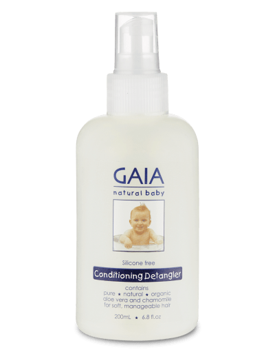 Buy Gaia Skin Natural Baby Conditioning Detangler