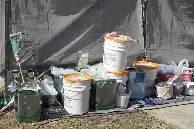 外壁塗装で塗料の乾燥時間を取れないとどうなるの!?