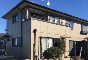 K様邸(埼玉県 宮代町)外壁塗装施工事例
