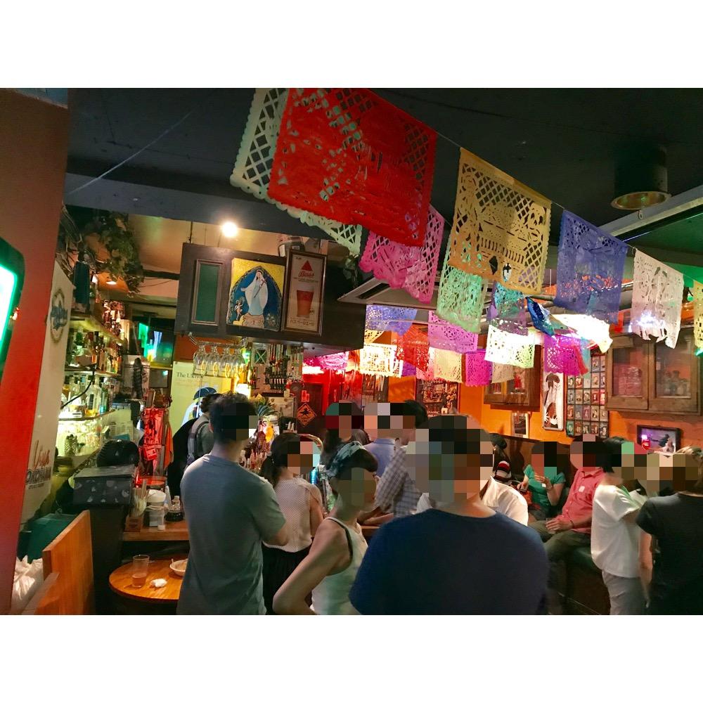 中華街の国際交流パーティー
