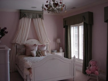 Plantation Shutters in a Hinsdale Bedroom